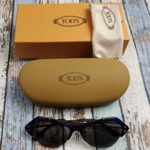 Italy! Tod's TO166 90A Women's Sunglasses /EUG551